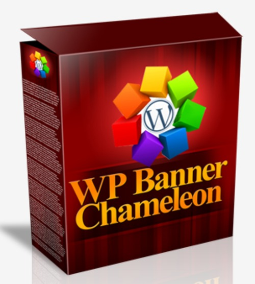 Product picture WP Banner Chameleon Plugin