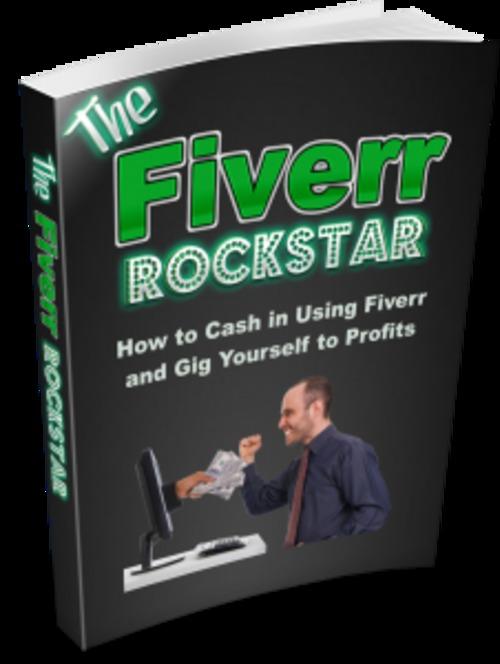 Product picture Fiverr Rockstar eBook