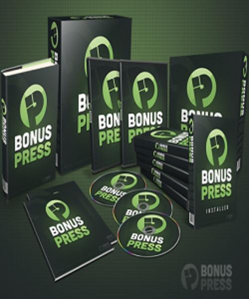 Product picture WordPress Plugins - Bonus Press
