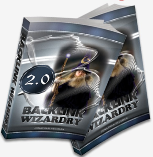 Product picture Backlink Wizardry