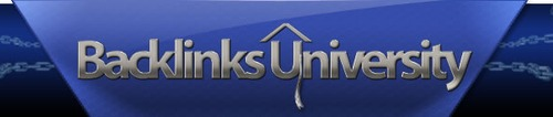 Product picture The Backlink University