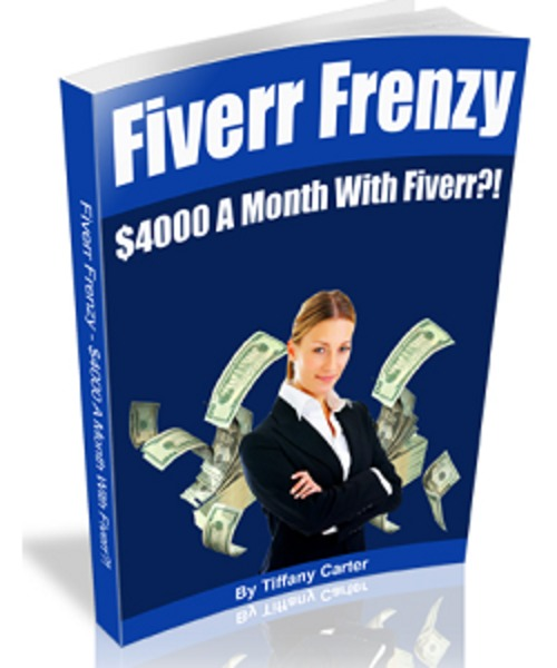 Product picture Easy Fiverr Frenzy