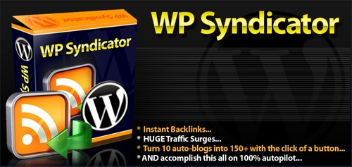 Product picture WP Syndicator