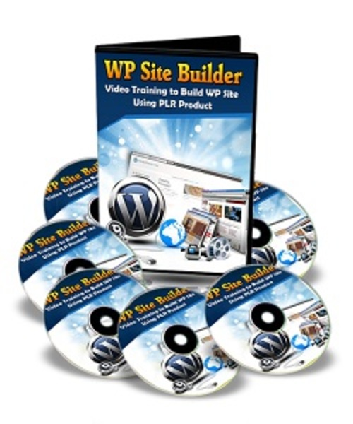 Product picture WordPress Site Builder Video Tutorial